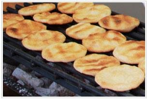 「炭火焼き」手焼き煎餅